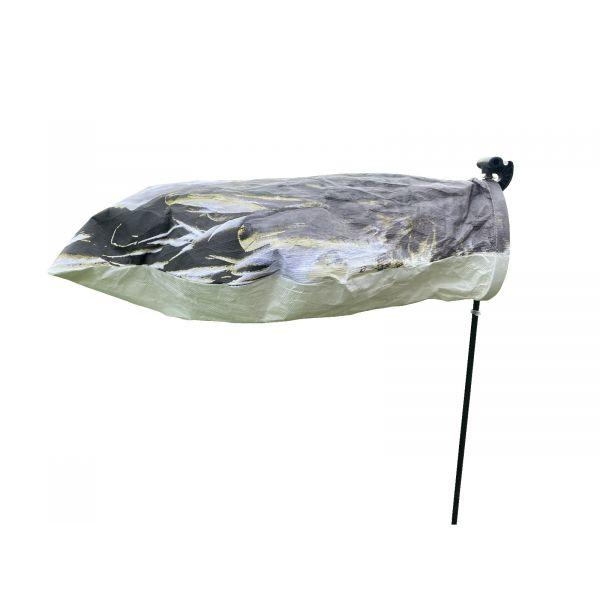 SkyFly Assembled Blue Goose Windsock Decoy