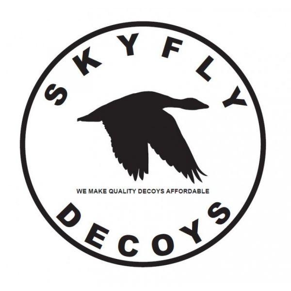 SkyFly Decoys Trailer Decal