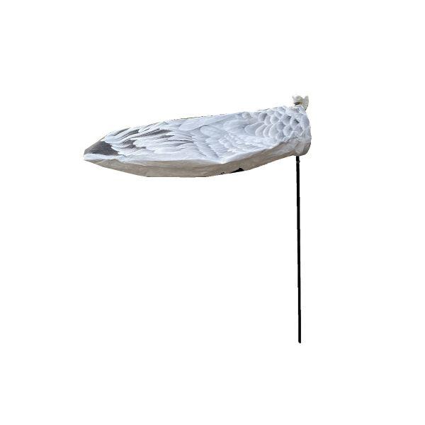 Juvenile snow goose windsock decoys-skyfly decoys