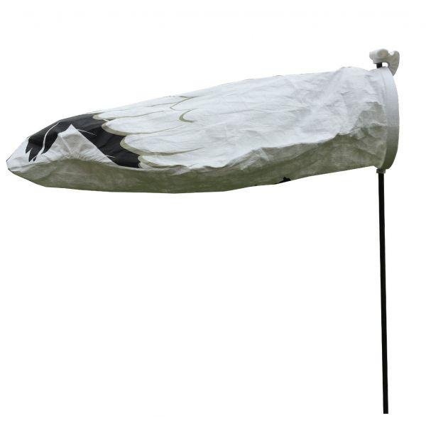 SkyFly Long Stake Snow Goose Windsock Decoys