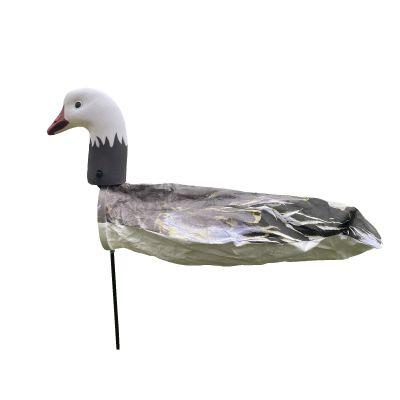 3D Sentry Blue Goose Windsock Decoys