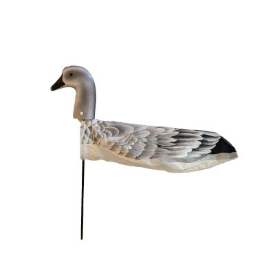 3D Sentry Juvy Snow Goose Windsock Decoy